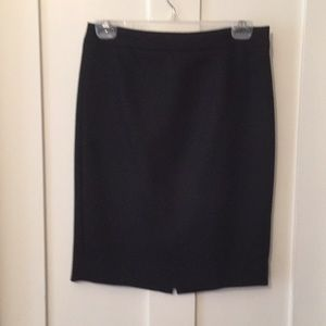 J Crew No. 2 Wool Pencil Skirt